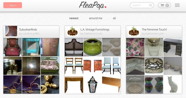 FleaPop is an online market for both used and new furniture  Sellers can  create. 9 Websites To Buy And Sell Used Furniture That Aren t Craigslist