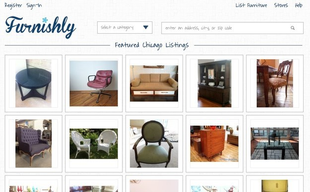 9 Websites To Buy And Sell Used Furniture That Aren T