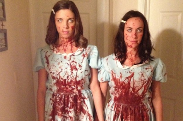 41 two person costumes that will up your halloween game - 3 Girl Costumes Halloween
