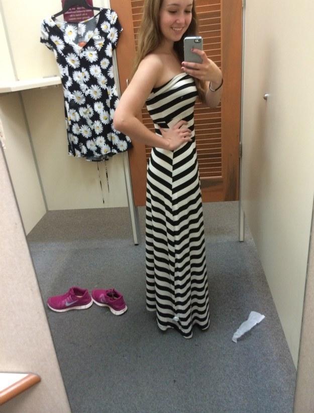 Maxi dress for short girl kisses