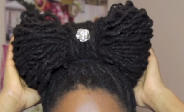 Swell 21 Awesome Ways To Style Your Box Braids And Locs Short Hairstyles Gunalazisus