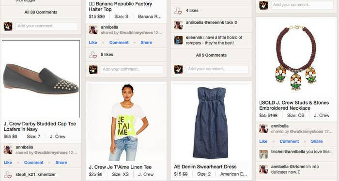 15 Websites That'll Make You Money On Your Used Clothes