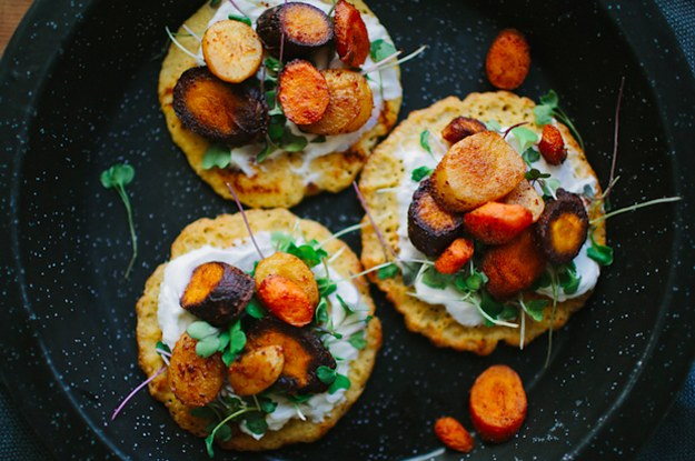 15 Savory Pancakes That Will Make You Want Dinner For Breakfast