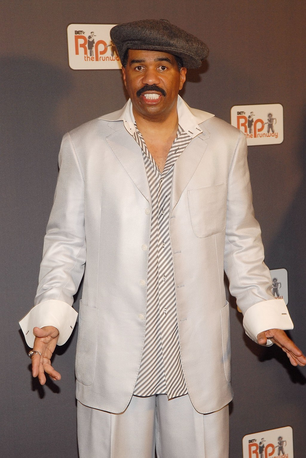 21 Times Steve Harvey Proved He Was The Most Dapper Man On
