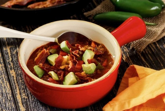 14. Slow Cooker Salsa Chicken with Lime and Melted Mozzarella