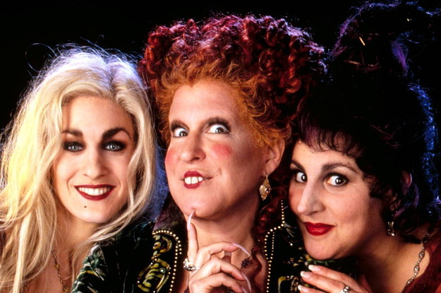 This Is What The Cast Of Hocus Pocus Looks Like Now