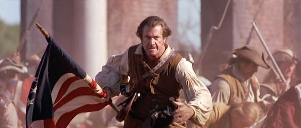 the patriot movie compared to real history Make no mistake about it: the patriot is a cartoon, even if it does have real people playing the parts.