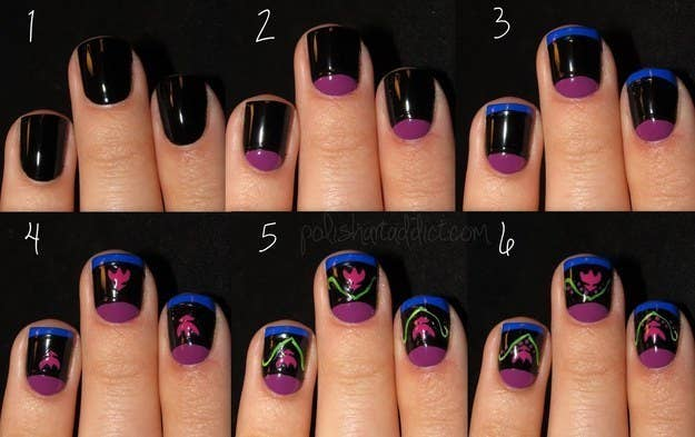 Anna's Dress Nails - 17 Pieces Of Amazing