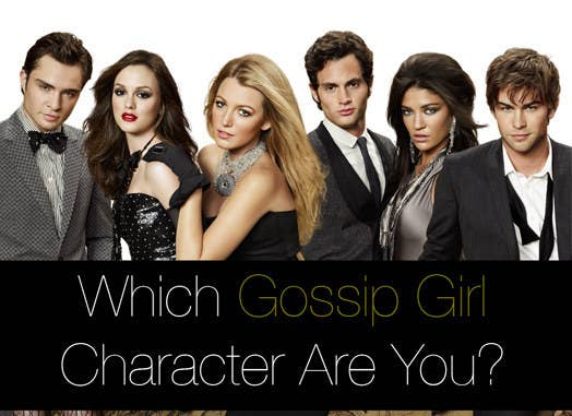 gossip girl characters list