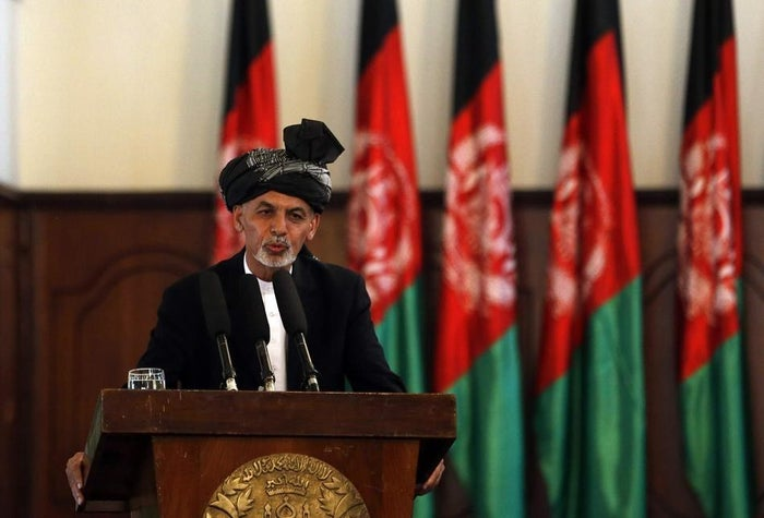 The day of the inauguration, Taliban attacks in Kabul killed at least 15 people, including five civilians, The Wall Street Journal reported.