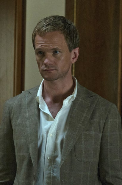 Neil Patrick Harris in Gone Girl.
