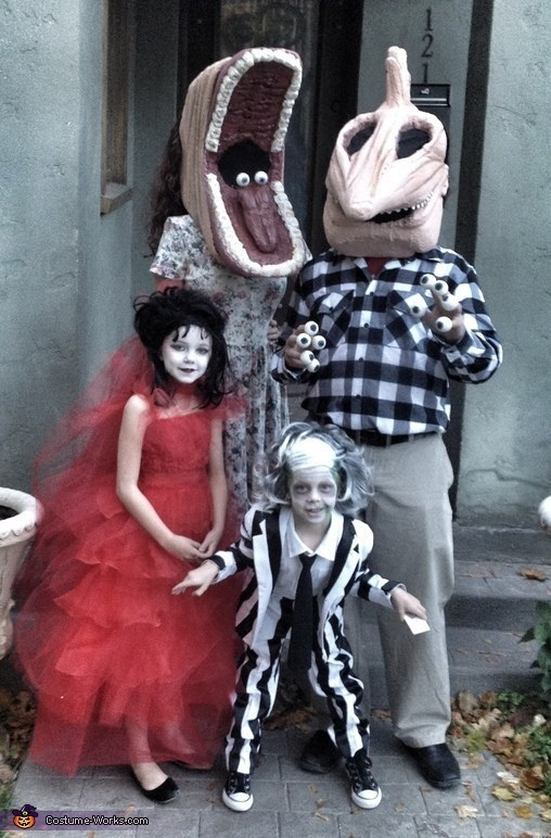 These homemade Beetlejuice costumes are pretty fabulous too.  sc 1 st  BuzzFeed & 19 Awesome DIY Halloween Costumes To Start Making Now