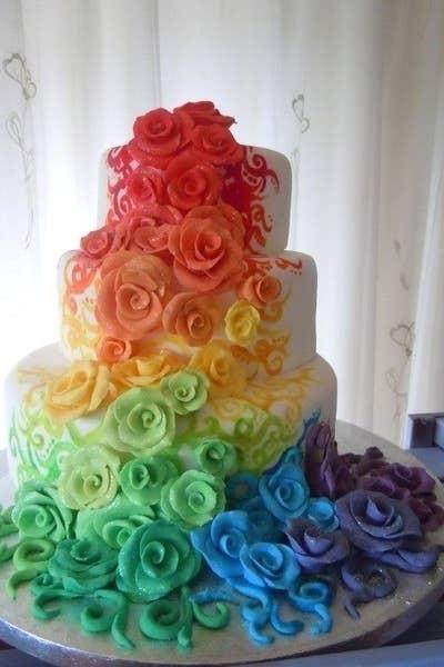 3c7abd3f3e3d 23 Super Cute Lesbian Wedding Ideas