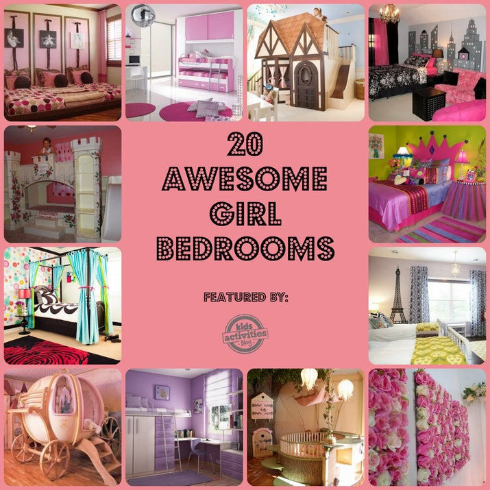 Awesome Girl Rooms 20 awesome girl bedrooms