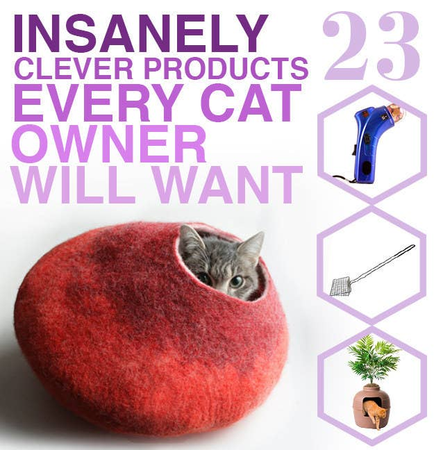 Insanely Clever Products Every Cat Owner Will Want - 22 awesome pieces furniture every cat owner will love
