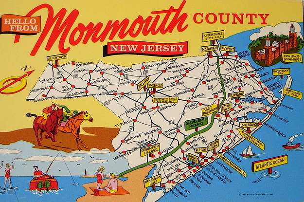 12 Signs That You Grew Up In Monmouth County New Jersey