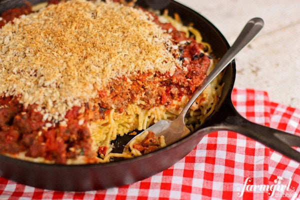 Forget pizza pies. THIS is amore. Get the recipe.