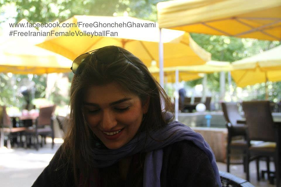 Iran Has Jailed This Woman For More Than 71 Days For Trying To Watch A Volleyball Game
