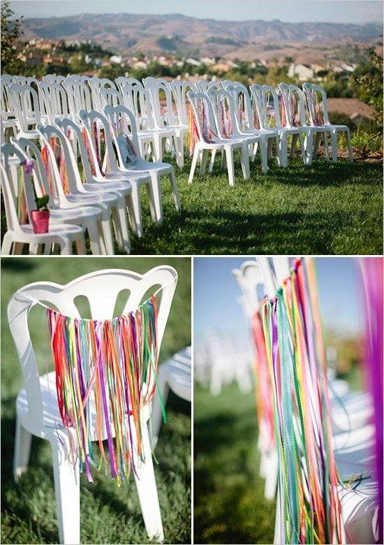8db8efe8f11c8c These would look so great blowing in the breeze at an outdoor wedding.