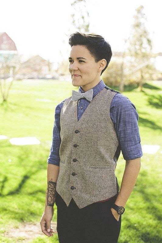 23 Super Cute Lesbian Wedding Ideas