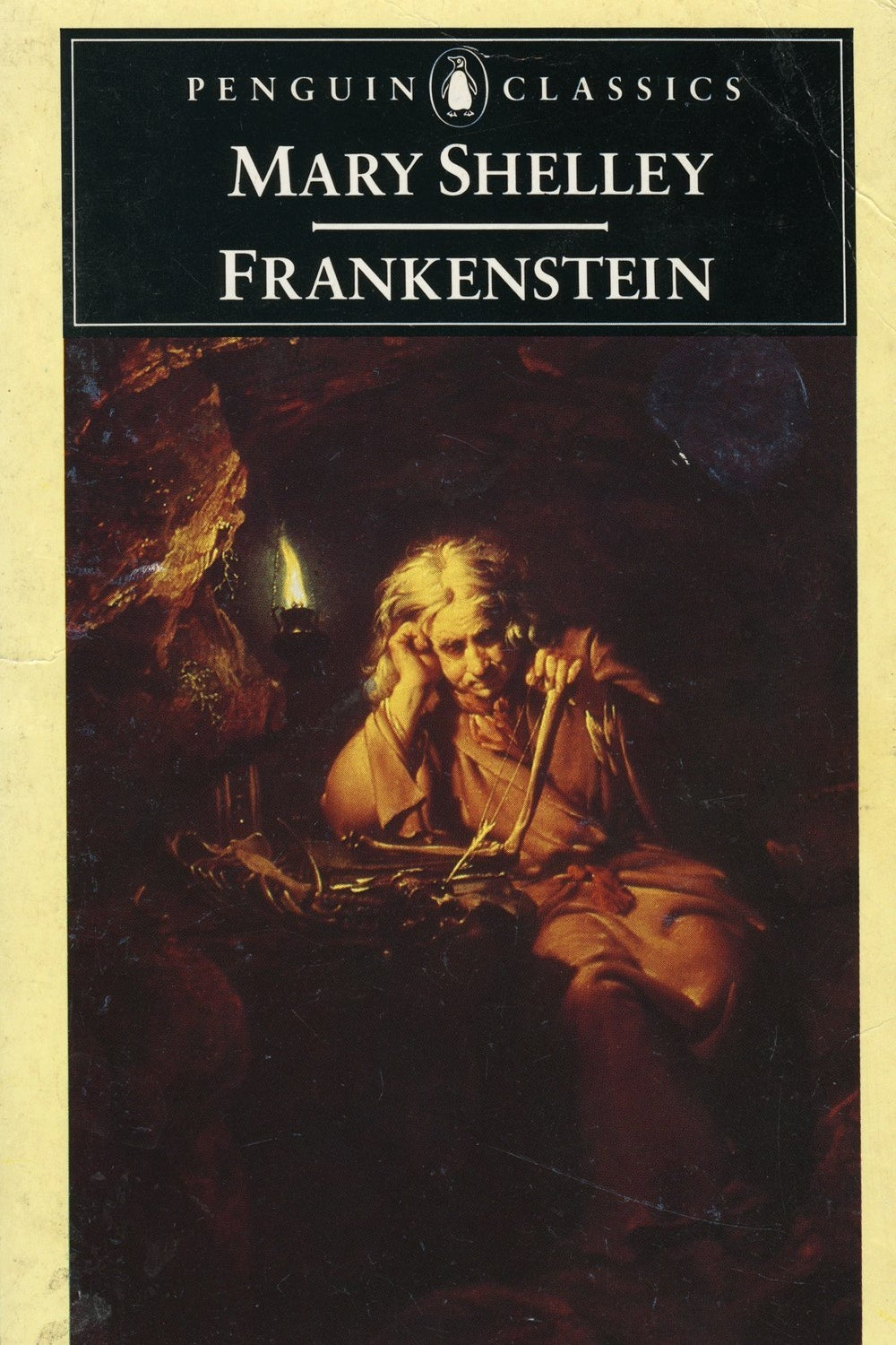 an analysis of the idea of man creating another man in the epic novel frankenstein