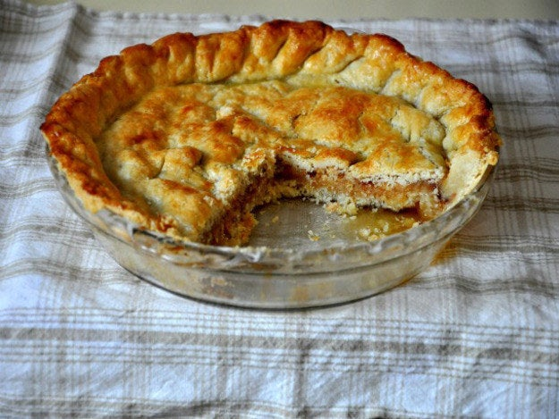If it looks like apple pie and smells like apple pie and acts like apple pie, it must be secretly made out of Ritz crackers. WITCHERY. Get the recipe.