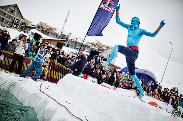 Red Bull Events >> 12 Craziest Sports Events Sponsered By Red Bull