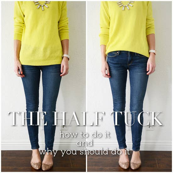 38865f4d53 For a lighter sweater or straight-bottom top
