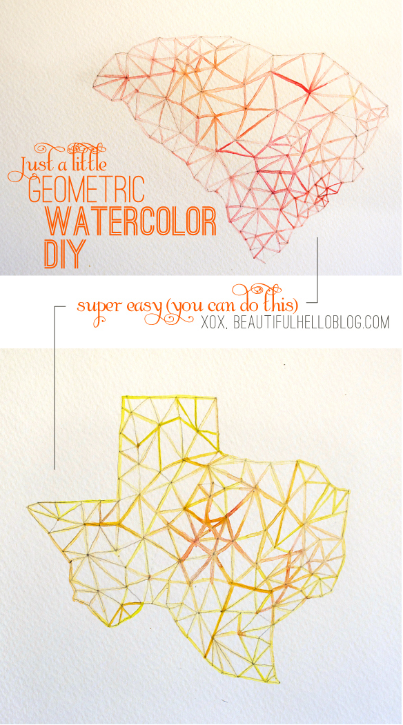 18 Easy DIY Art Projects You Can Make With Watercolors