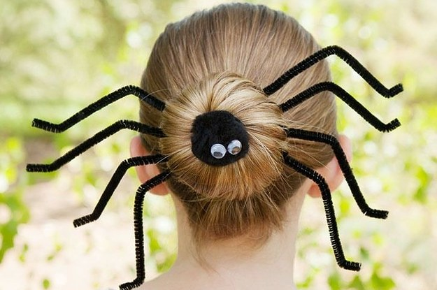 Image result for halloween hair