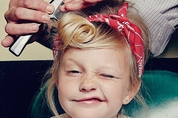 37 Creative Hairstyle Ideas For Little Girls50s Little Girl Hairstyles