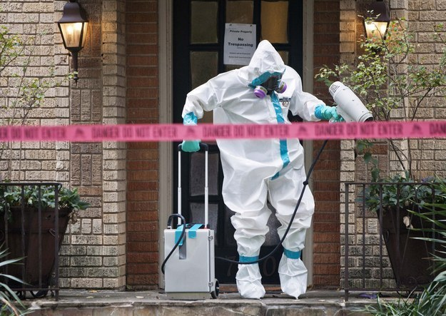 Ebola Drug Makers Could Be Immune From Liability Under 2005 Law