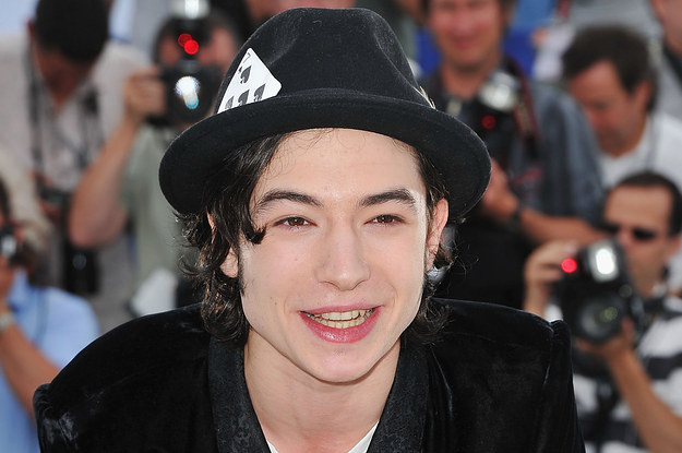 Out Actor Ezra Miller To Play The Flash In Justice League Movies