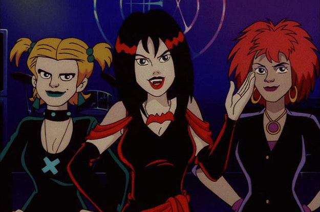 How Well Do You Know The Lyrics To  U0026quot I U0026 39 M A Hex Girl U0026quot  From  U0026quot Scooby