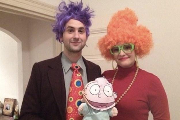 Dirty Couple Halloween Costumes