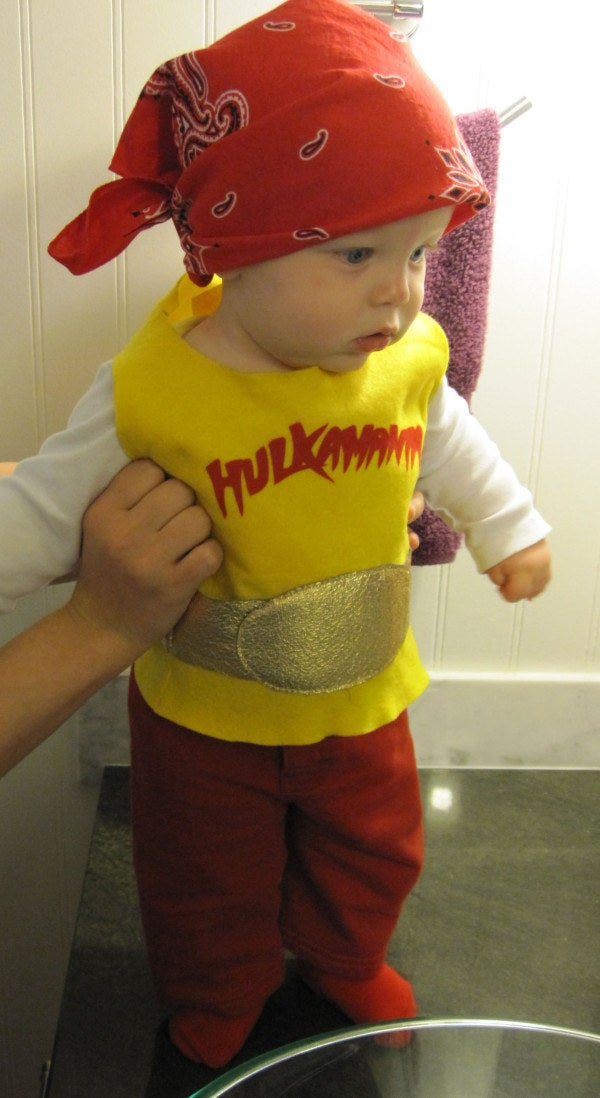 This costume only cost $4.98!