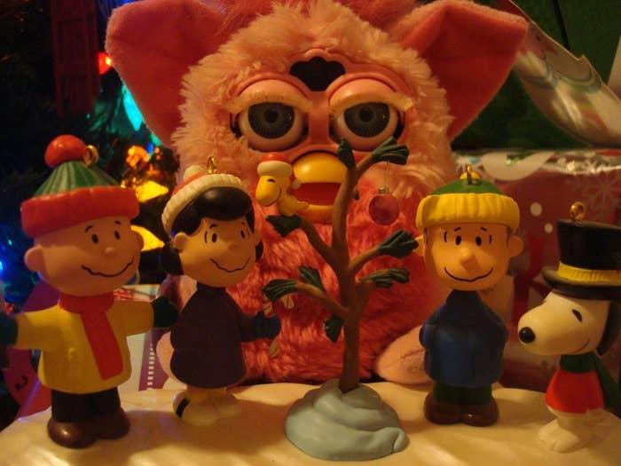 Pink Furby Adventures