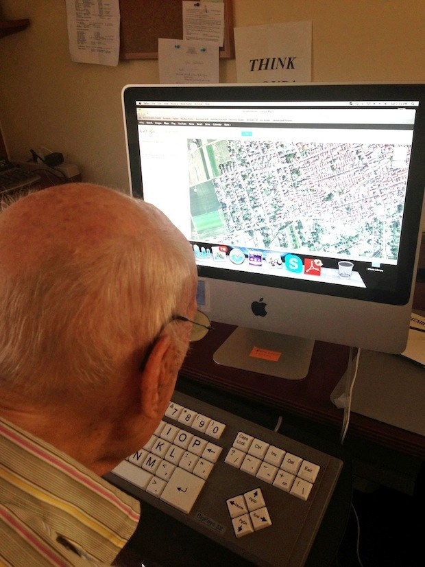 How My 98-Year-Old Grandfather Embraced The Internet