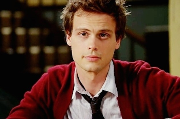 24 Reasons To Love Dr  Spencer Reid From