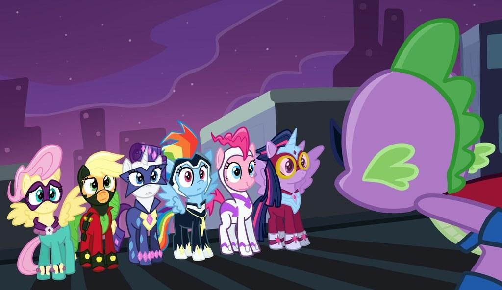 Power Ponies Names Wwwpicswecom