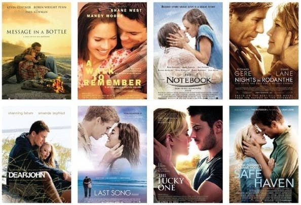With so many Nicholas Sparks' movies out there, and another one recently released, it's about time we had a decent ranking of the gorgeous leading men. If only it weren't so hard to choose!