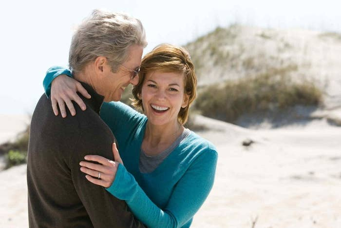 Everyone loves a Diane Lane/Richard Gere collaboration and a story of renewed love.