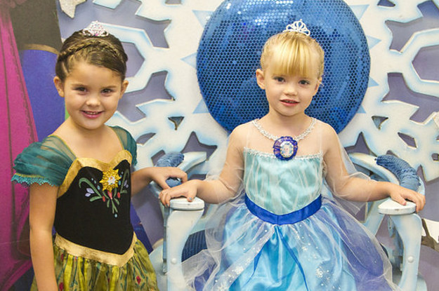 A New Boutique At Disneyland Transforms Your Kids Into