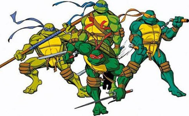 The Teenage Mutant Ninja Turtles eke their way onto the list, thanks to Michael Bay's summer blockbuster. That's about all we can thank the reboot for.2013 Rank: unranked