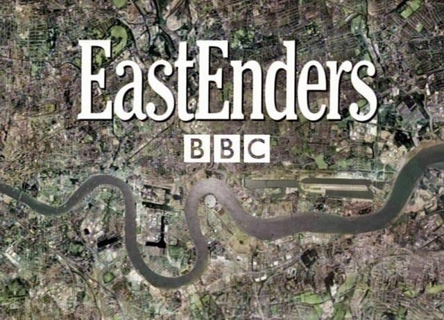 Everyone has a link to someone in Eastenders.'my mothers aunts cousin knows...'