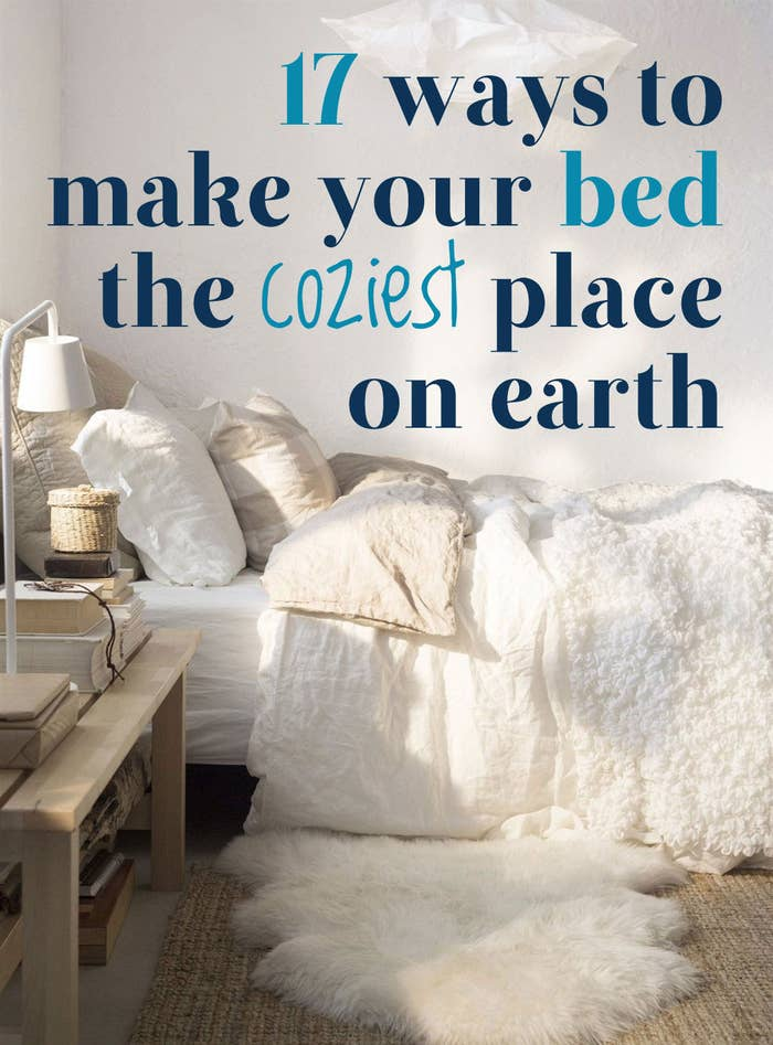 40 Ways To Make Your Bed The Coziest Place On Earth Fascinating How To Put Throw Blanket On Bed