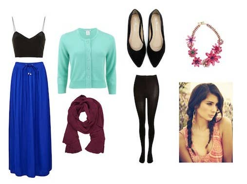 How to make the last minute frozen costume of your dreams polyvore solutioingenieria Choice Image