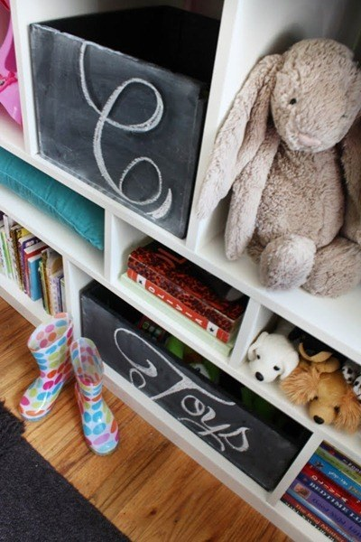 Make cute storage drawers.