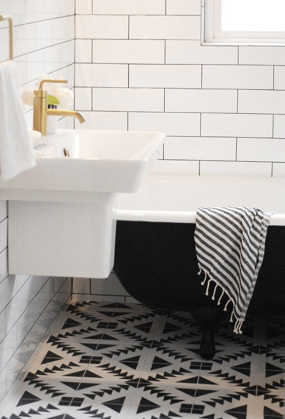 I love the look of a claw-foot tub, but are they practical for people who take showers 95% of the time? And am I giving up valuable real estate in a tiny bathroom?Julie Carlson: Much as I love claw-foot tubs, I'd advise against one if you have a small bathroom and if you take mostly showers. A better use of space? Storage, always. I have a small bathroom, and I love my storage extras: a recessed medicine cabinet (with an outlet for my Sonicare toothbrush), slim wall cabinets for TP, cosmetics, and toiletry storage, a row of hooks for robes and nightware, and double towel bars.