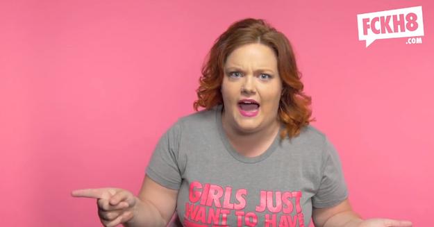 Watch: Adorable Little Girls Drop F-Bombs for Feminism   E